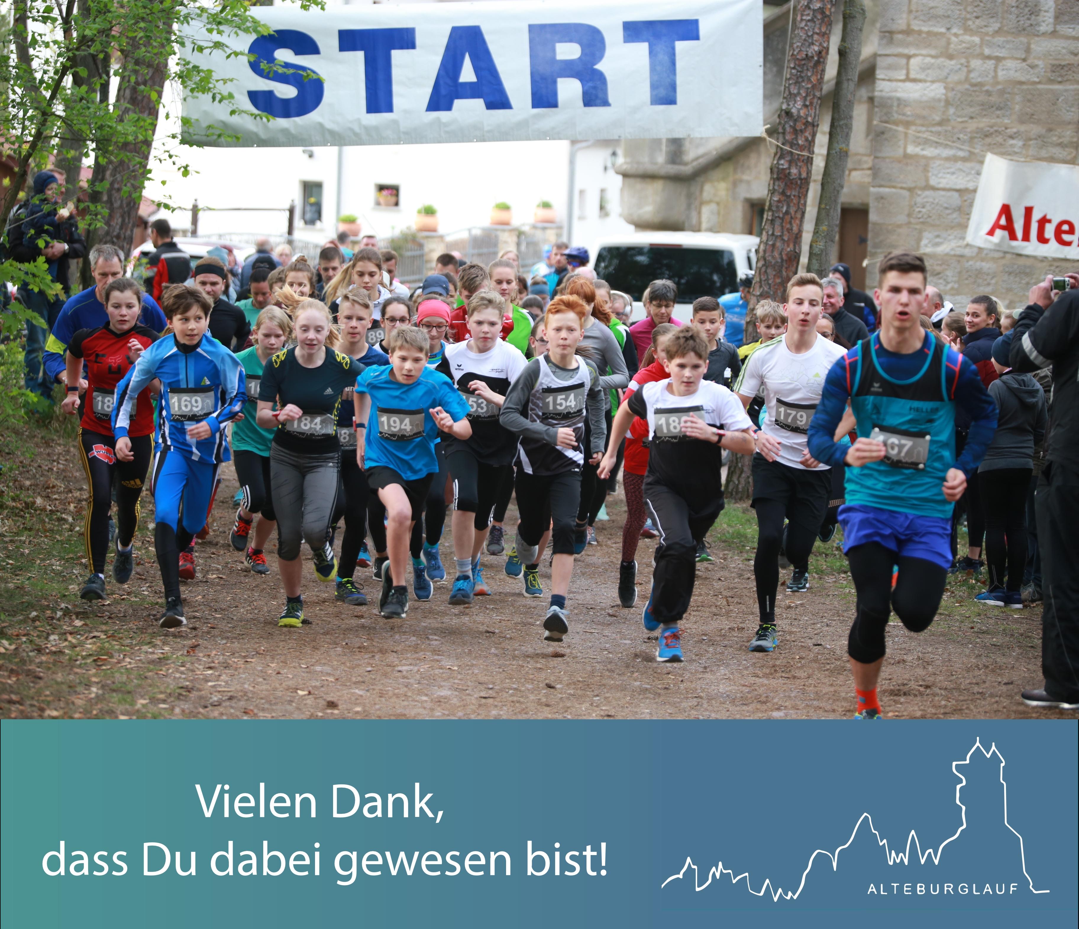 3,5km Start