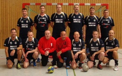 Ü36-Handballer zum 5. Mal Thüringenmeister
