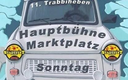 11. Thüringer Meisterschaft im TRABBIHEBEN