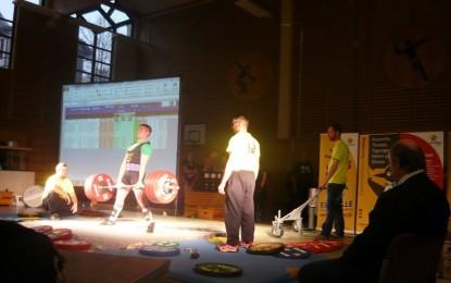 Kraftsport: Deutsche Meisterschaften im Kreuzheben