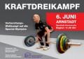 An die Vereinsmitglieder und Thüringer Sportler!