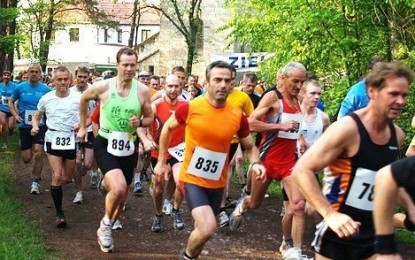 4. Alteburg-Staffellauf 2016