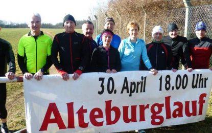 """Der Alteburglauf- noch ein Jahr bis zum  """"40."""" …"""