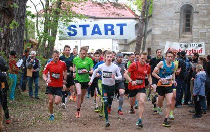 Teilnehmerrekord und gelungener Einstand des neuen Orga-Teams beim 41. Alteburglauf
